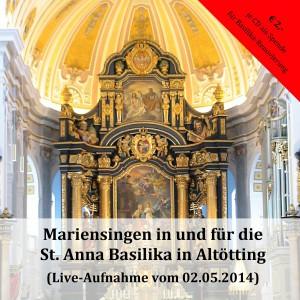 Cover CD Mariensingen
